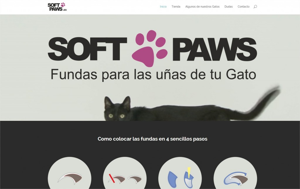Inicio  Softpaws.es - Google Chrome