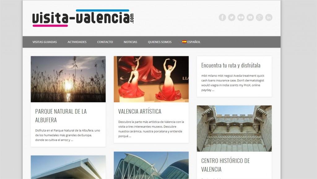 visita-valencia.com  Tu guia oficial en Valencia